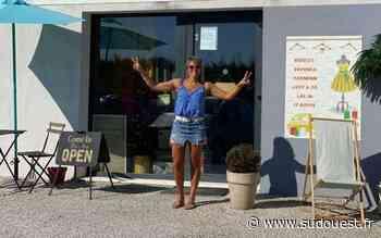 Commerce à Jonzac : durant la crise, sa boutique cartonne en ligne - Sud Ouest