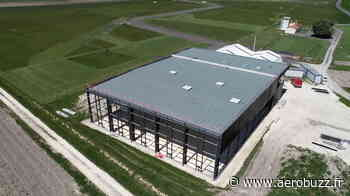 L'aérodrome de Jonzac voit grand - AeroBuzz.fr