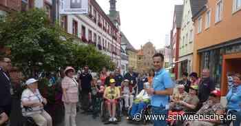 Am Samstag: Erste Stadtführung in Ellwangen - Schwäbische