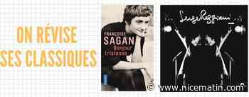 """On révise ses classiques avec """"Bonjour tristesse"""" de François Sagan et """"Et puis"""" de Serge Reggiani"""