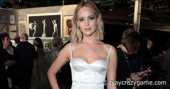 Who is the mysterious new boyfriend of Jennifer Lawrence? - Play Crazy Game