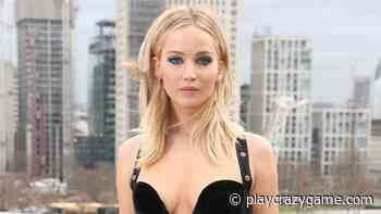 The clues about the secret wedding of Jennifer Lawrence - Play Crazy Game