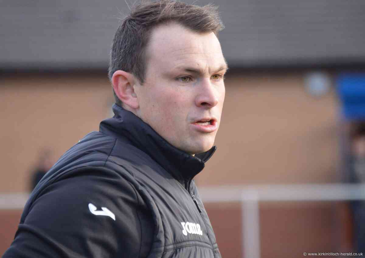 Rossvale boss David Gormley believes squad will be stronger despite departures - Kirkintilloch Herald