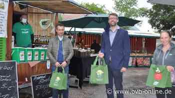 Grassau: Der neue Bauern- und Wochenmarkt ist eröffnet | Chiemgau - Oberbayerisches Volksblatt