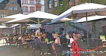 Tourismus : In die Stadt Bernkastel-Kues zieht wieder Leben ein - Trierischer Volksfreund
