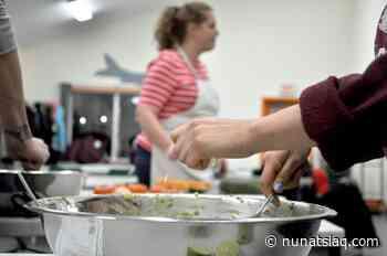 Iqaluit food centre says new partnership provides a platform for advocacy - Nunatsiaq News