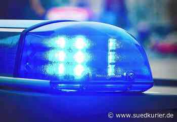 Mühlhausen-Ehningen: Unfall auf der A 81: Audi-Fahrer verliert bei Starkregen Kontrolle über sein Auto - SÜDKURIER Online