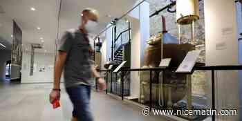 Le Musée international de la parfumerie enfin rouvert au public de puis ce samedi