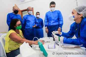 Governo do Estado leva Policlínica Itinerante a Paragominas - Para