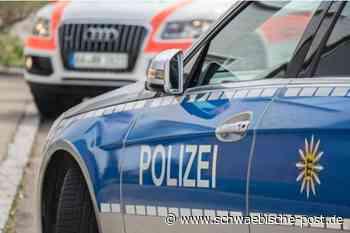Unfall auf der B29 zwischen Lauchheim und Aufhausen - Schwäbische Post