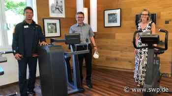 Fitnessstudio Injoy Dettingen: Wiedereröffnung der Fitnessclubs: Training im Schatten der Pandemie - SWP