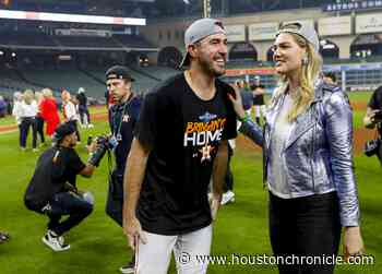Astros' Justin Verlander, Kate Upton donate to NAACP Legal Defense Fund - Houston Chronicle