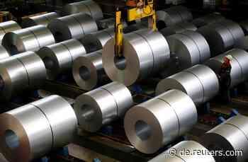 Bundesregierung macht sich für grünen Umbau der Stahlindustrie stark - Reuters Deutschland