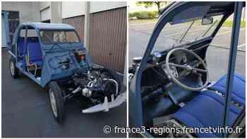 Dreux : pendant le confinement, un passionné de mécanique a redonné vie à une mythique 2CV de 1959 - Franceinfo
