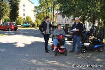 Zwickau baut Mobi-Station: Hier gibts bald E-Bikes, Rollstühle und Co. zum Ausleihen - TAG24