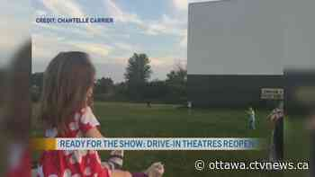 Two eastern Ontario drive-in movie theatres open this weekend - CTV News Ottawa