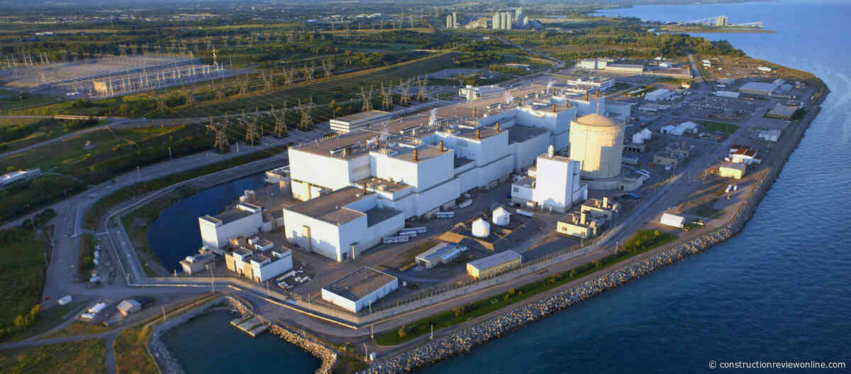 Darlington's refurbished Unit 2 reactor in Ontario, Canada returns to service - Construction Review