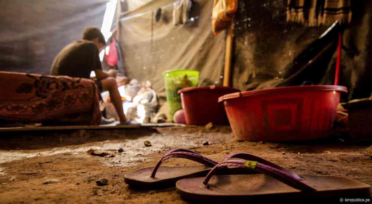 Comunidad shipibo-konibo de Cantagallo solicita que se cumpla con el saneamiento de la zona - LaRepública.pe
