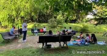 Mogliano Veneto (TV): incontro al parco per i bimbi della scuola elementare - TGR Veneto - TGR – Rai