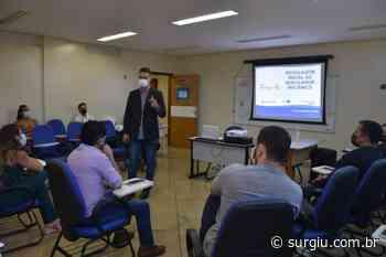 Profissionais da saúde de Porto Nacional recebem capacitação em ventilação mecânica - Surgiu
