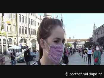 Manifestação Nacional pela Cultura no Porto, Lisboa e Faro. Profissionais pedem medidas urgentes para o setor - Porto Canal