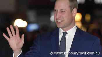 William reveals he's a helpline volunteer - Bunbury Mail