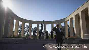Lonely D-Day as remembrances hit by virus - Bunbury Mail