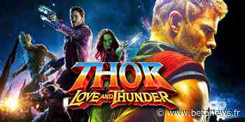 Thor: Love And Thunder, qui sera le personnage le plus fort Christian Bale ou Thanos? - Betanews.fr