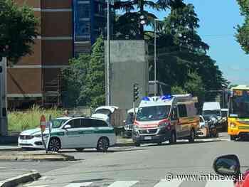 Monza, tamponamento in via Lecco. Traffico rallentato in direzione Villasanta - MBnews