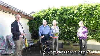 Auszeichnungen für fünfmal 65 Jahre | Buseck - Gießener Allgemeine