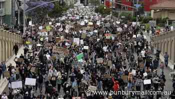 US officials block cops' 'extreme tactics' - Bunbury Mail