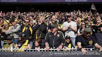 McLachlan won't rule out full crowd AFL GF - Bunbury Mail