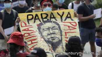 Philippines rejects UN human rights report - Bunbury Mail