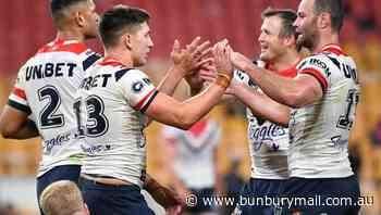 Cordner plays down Roosters health scare - Bunbury Mail