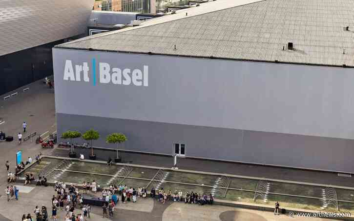 Art Basel's Swiss Edition Canceled Over 'Health Risks' After Delay toSeptember
