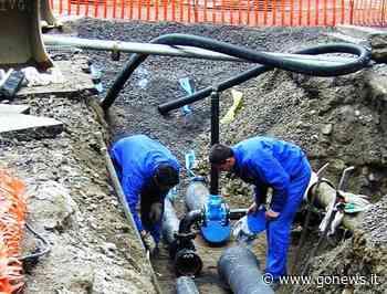 Lavori previsti su rete idrica nei comuni di Calcinaia e Pontedera - gonews