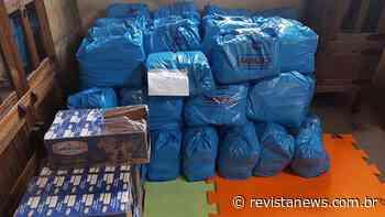 Caxias distribui cestas básicas para profissionais da área cultural - Revista News