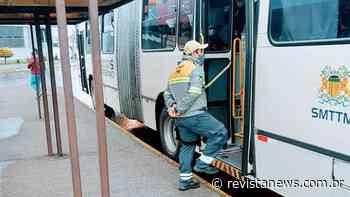 Trânsito de Caxias segue fiscalizando Transporte Coletivo - Revista News