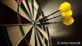 """Darts - HYLO CARE PDC Europe Superleague Germany"" verpasst?: Wiederholung Darts im TV und online - news.de"