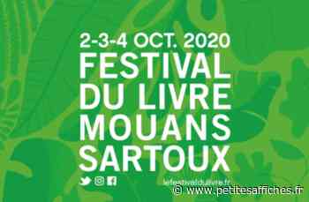 Sorties - Le Festival du Livre de Mouans Sartoux aura lieu du 2 au 4 octobre - LES PETITES AFFICHES