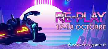 Re-Play 2020 - Bornes d'arcade Flippers et Retrogaming - Rom Game Retrogaming