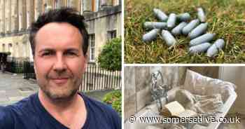 Youths 'shrieking on laughing gas' in Bath Royal Crescent drive painter to sleep in tub - Somerset Live