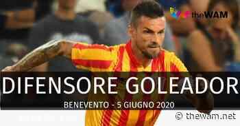Benevento, Maggio con 32 gol è il difensore goleador dell'ultimo decennio in Serie A - The Wam