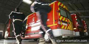 Un feu se déclare dans un atelier à Nice, trois mécaniciens incommodés