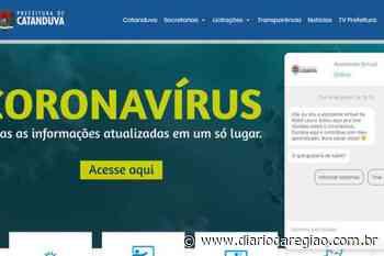Chatbot faz triagem de pacientes com suspeita de Covid-19 em Catanduva - Diário da Região