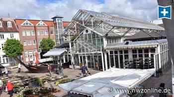 Markthalle In Aurich: Stadt arbeitet an Konzept zur Eröffnung - Nordwest-Zeitung