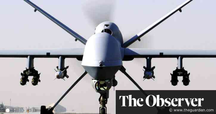 Ministers refuse to reveal target of new RAF killer drone missions