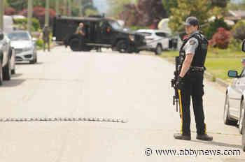 Chilliwack RCMP heard gunfire en route to suspicous activity - Abbotsford News