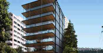 Mass timber Passive House condo building proposed for West Vancouver | Urbanized - Daily Hive