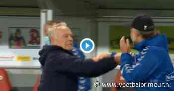 Freiburg-trainer Streich gaat totaal door het lint en knijpt alle assistenten fijn - VoetbalPrimeur.nl